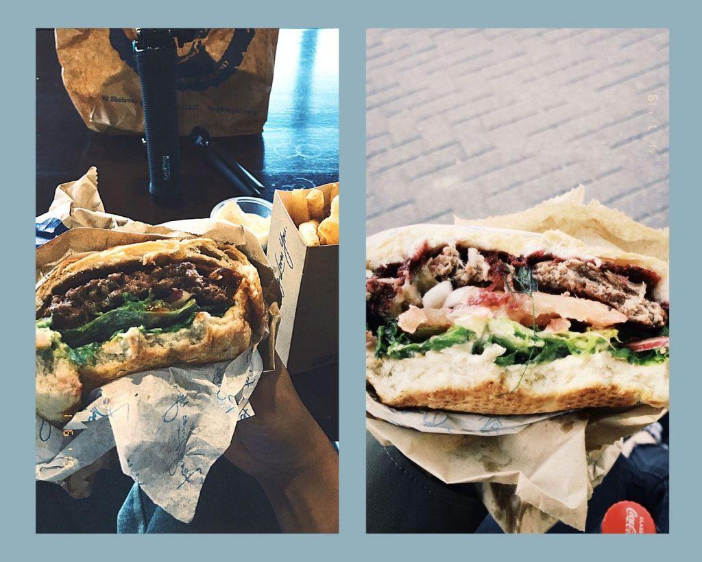 【紐西蘭南島】精選10大必玩必吃!出發但尼丁、提卡波湖、皇后鎮! 紐西蘭 New Zealand 皇后鎮-Fegburger漢堡 2