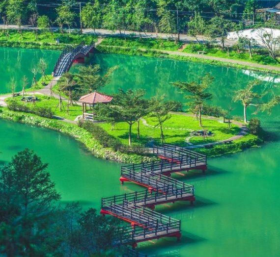 【宜蘭】爬不了抹茶山,可以去抹茶湖!偶像劇下一站,幸福拍攝地
