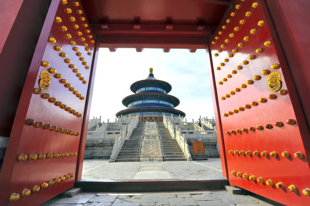 中國 華北|北京5大必遊的歷史古蹟名城! 中國 北京 天壇 shutterstock 73769701 1
