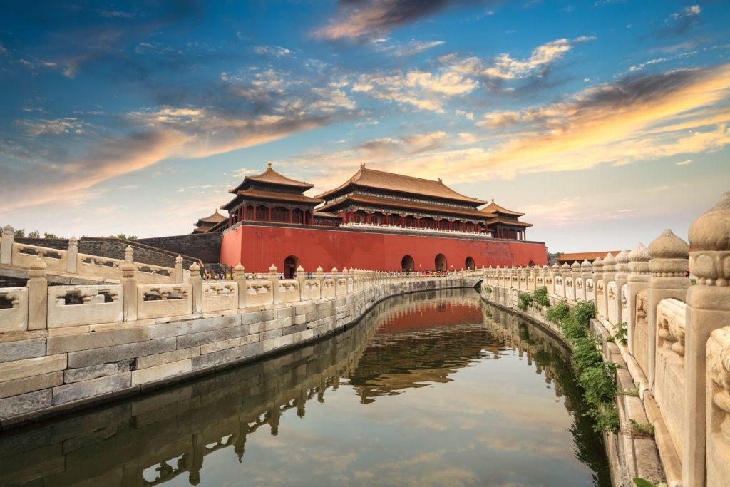 中國 華北|北京5大必遊的歷史古蹟名城! 中國 北京 故宮 shutterstock 129903839