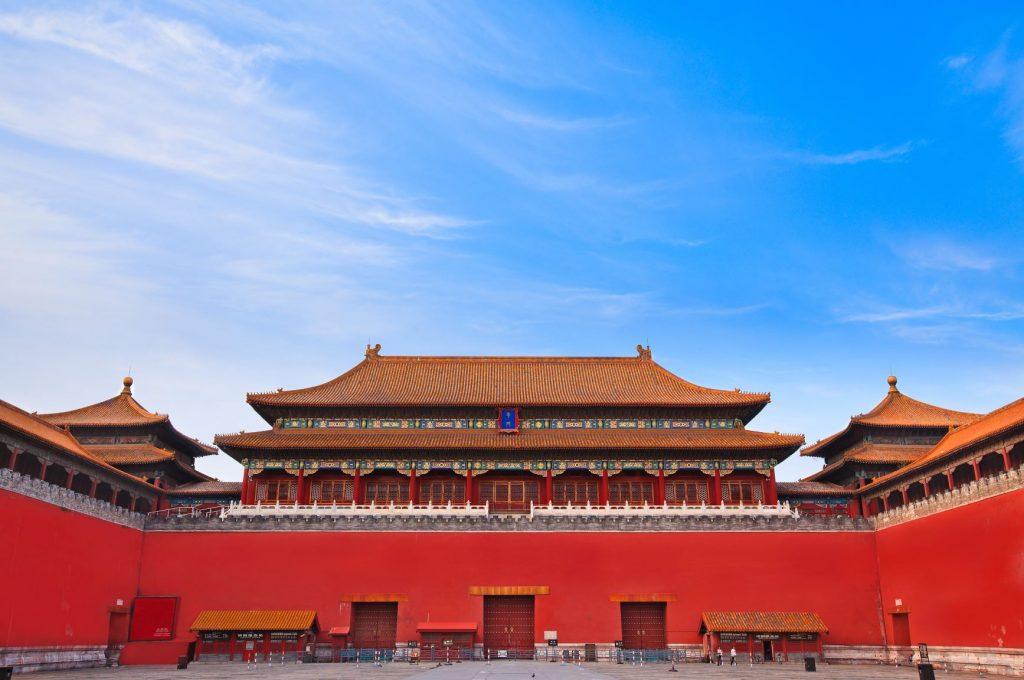 中國 華北|北京5大必遊的歷史古蹟名城! 中國 北京 紫禁城 shutterstock 191987423 1