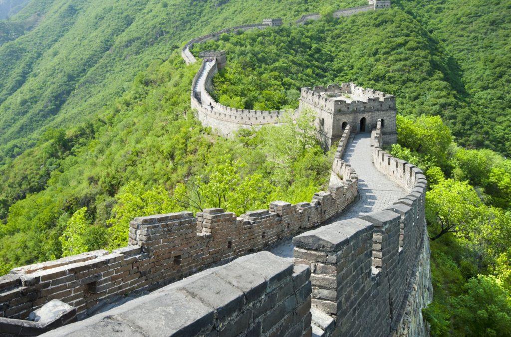 中國 華北|北京5大必遊的歷史古蹟名城! 中國 北京 長城 慕田峪段 shutterstock 77908213