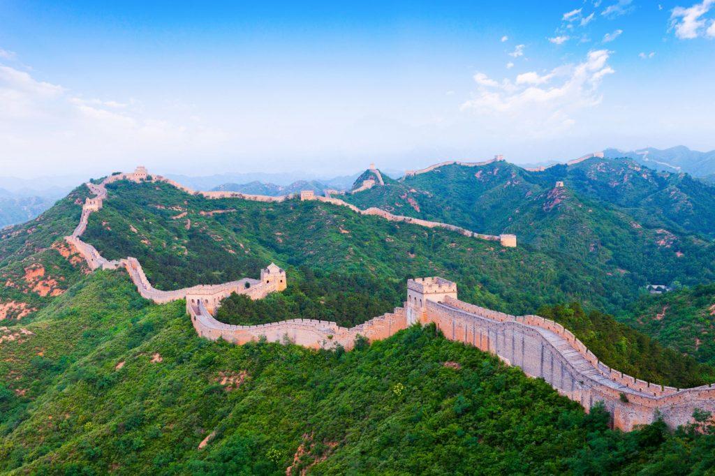 中國 華北|北京5大必遊的歷史古蹟名城! 中國 北京 長城 shutterstock 275487968