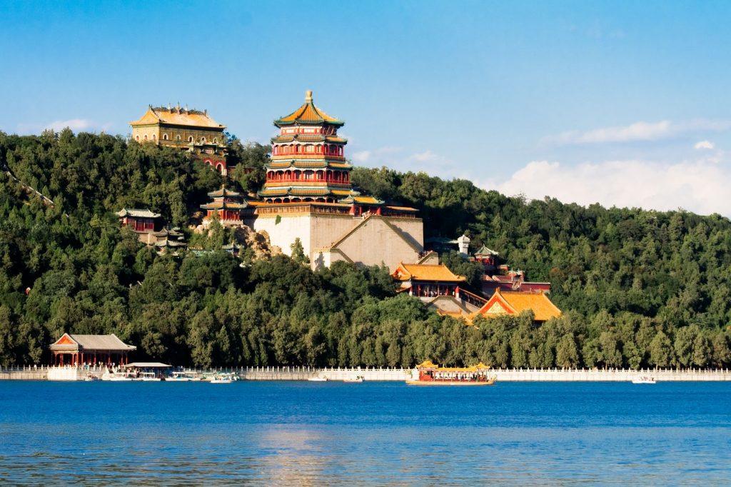 中國 華北|北京5大必遊的歷史古蹟名城! 中國 北京 頤和園 慈禧水道 shutterstock 38129569