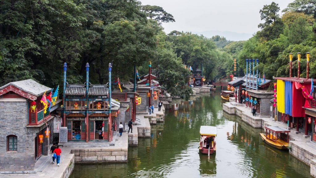 中國 華北|北京5大必遊的歷史古蹟名城! 中國 北京 頤和園 慈禧水道shutterstock 172335152 1 1