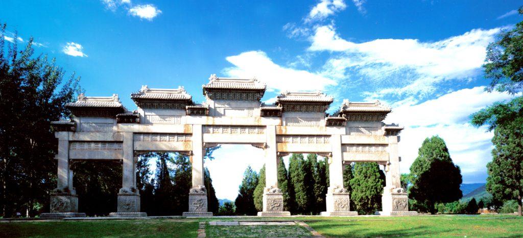 中國 華北|北京5大必遊的歷史古蹟名城! 十三陵石牌楼 Stone Arches in Ming Tombs 2