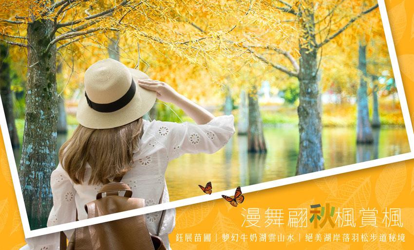 【花蓮】雲山水,心目中NO.1的夢幻湖落羽松秘境! hun01re8835h cover 02 1
