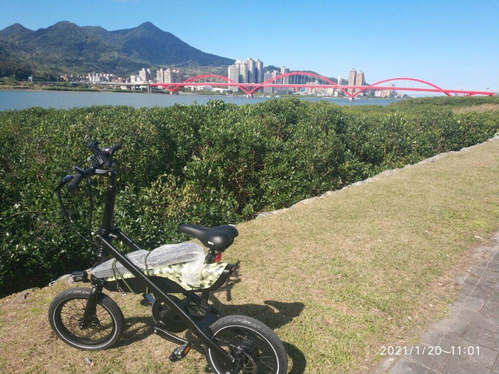 iMiró SIVRAC 摺疊電動輔助自行車-25KM淡水金色水岸1日騎行 山富旅遊 iMiro SIVRAC摺疊電動輔助自行車 淡水金色水岸1日騎行 6 1