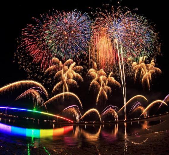 2021 澎湖花火節全攻略|攜手LINE十周年! 煙火場次時刻表 · 地點&交通 · 獨家景點推薦