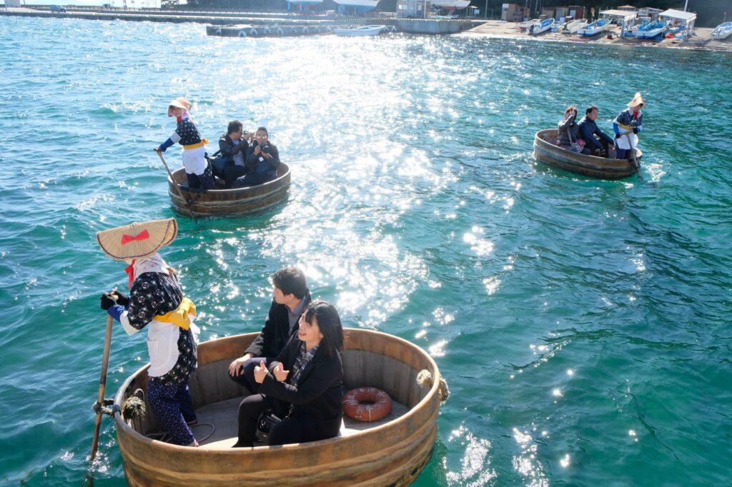 日本新潟 必玩10大景點,佐渡島吃喝玩樂全攻略! 日本新潟 小木盆舟 1