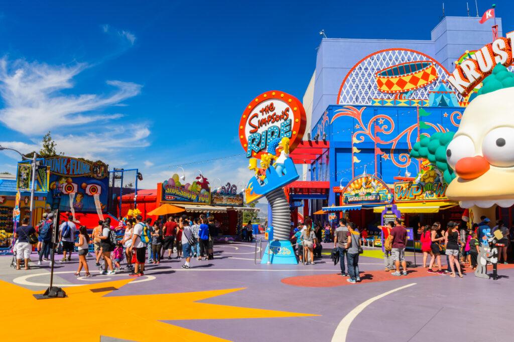 美國|洛杉磯、舊金山、夏威夷度假勝地、美景世界級的國家公園.美西必訪的10大景點 美國 洛杉磯 好萊塢環球影城 shutterstock 338887349