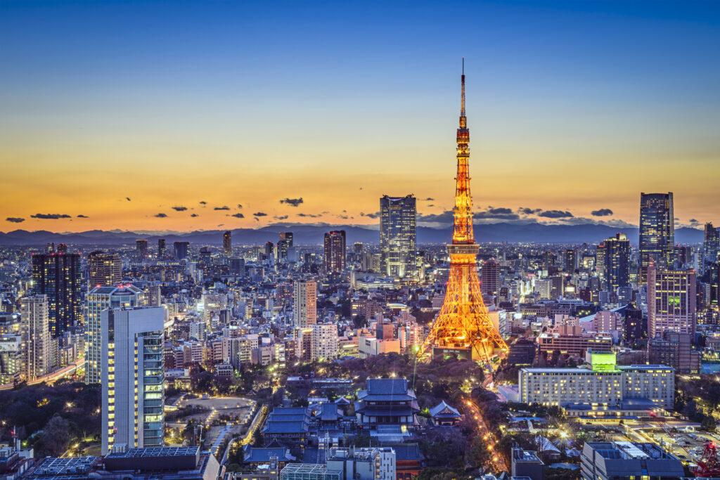 日本 東京|7大必遊景點,吃喝玩樂通通有!旅遊行程、自由行就醬安排 日本 東京 東京鐵塔