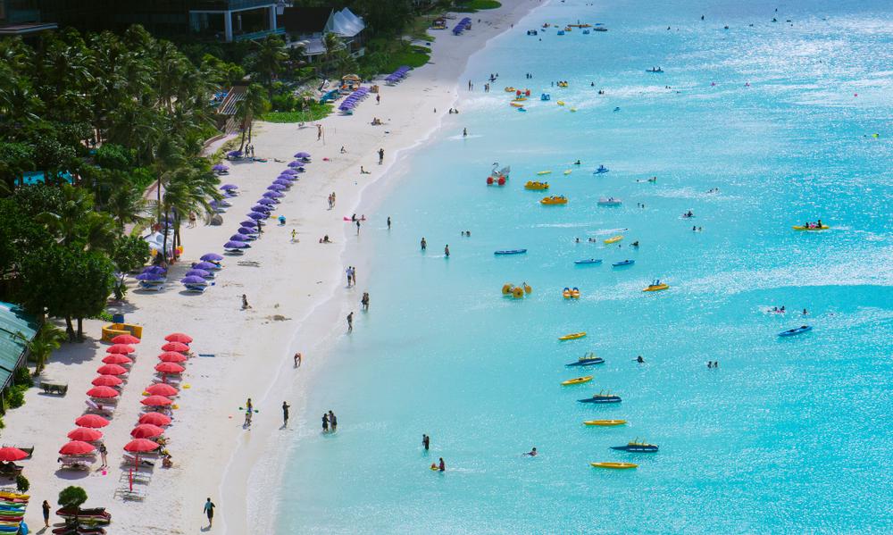 關島5天4夜之旅 入住太平洋島渡假村,今夏最夯的海島度假、免稅天堂!這樣玩就對啦~ shutterstock 1020394942