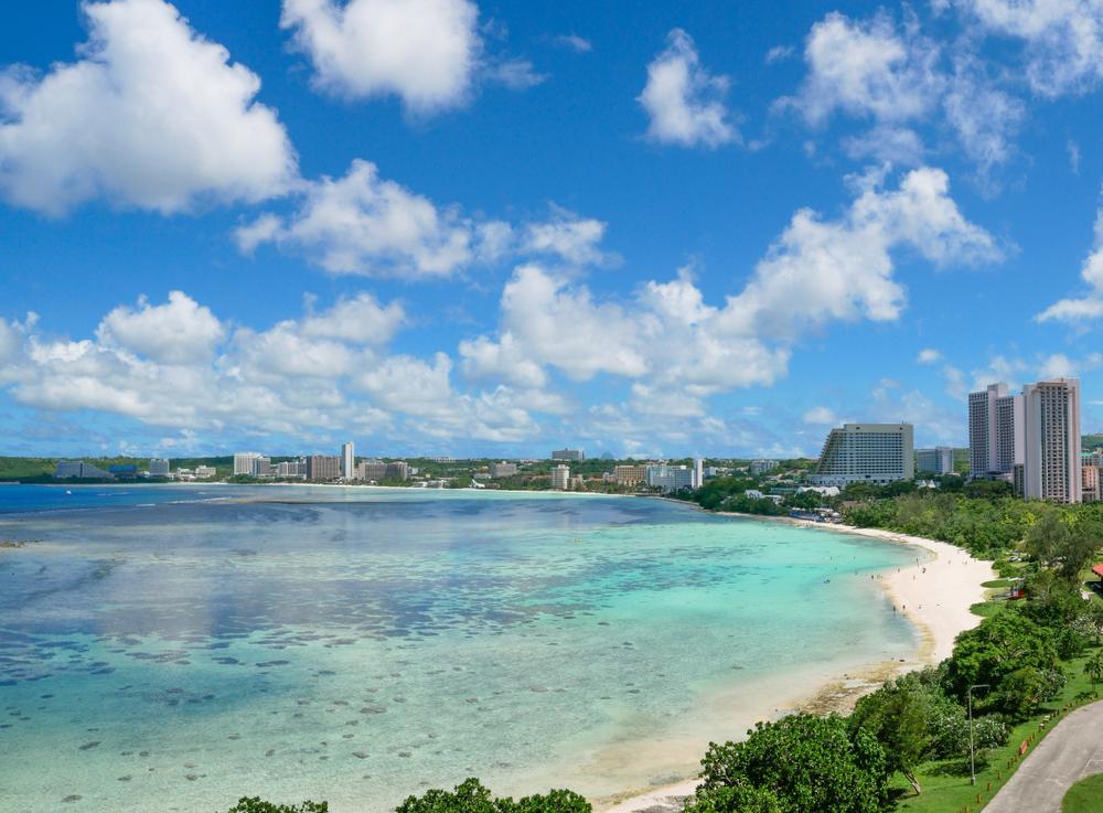 關島5天4夜之旅 入住太平洋島渡假村,今夏最夯的海島度假、免稅天堂!這樣玩就對啦~ shutterstock 1429911314