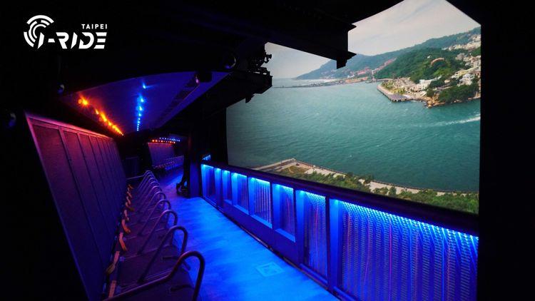台北i-Ride TAIPEI 飛行劇院|5D身歷其境的飛行旅程 台北i Ride TAIPEI 飛行劇院 7