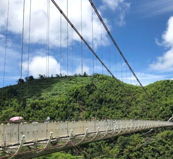 嘉義雲林一日打卡景點-走訪太平雲梯,漫步雲端的天空之旅!