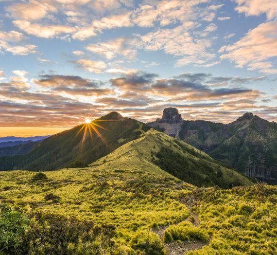 雪霸觀霧國家公園 雲的故鄉,野馬瞰山森林步道如同仙境般的世外桃源